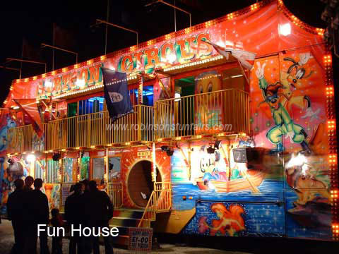 fun house pictures, fun house twins